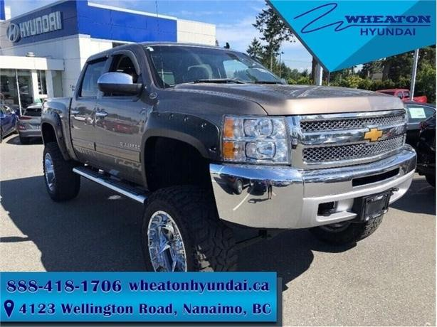 2013 Chevrolet Silverado 1500 Limited Edition LS - $264.61 B/W