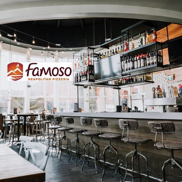 Famoso Neapolitan Pizzeria for Sale in Calgary