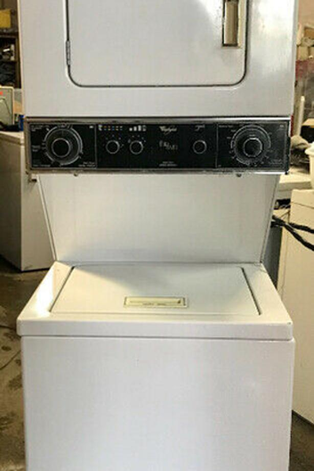 Whirlpool Compact Stacking Washer & Dryer