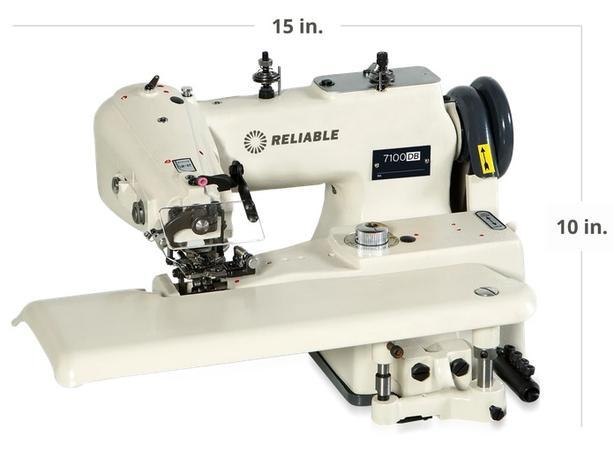 Blindstitch / blind hemmer machine