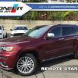 2018 Jeep Grand Cherokee Summit  - Navigation