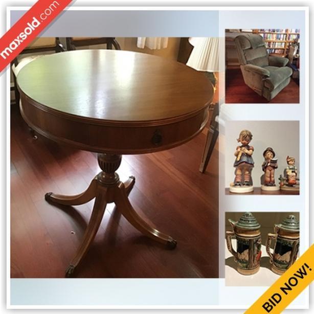 Port Coquitlam Estate Sale Online Auction - McAllister Avenue