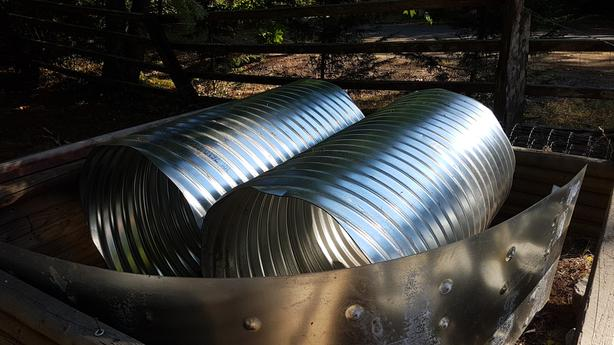 NEW CULVERTS AND COUPLER