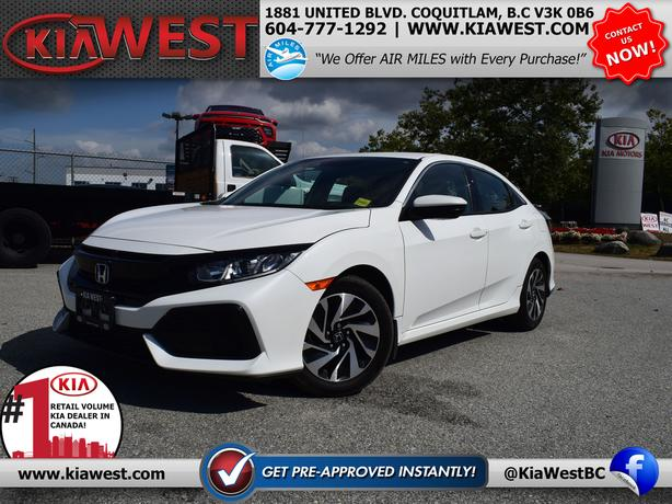 2017 Honda Civic LX 1.5L