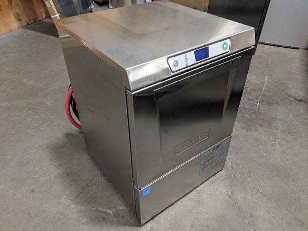 Hobart High Temp Rack Undercounter Dishwasher, model LXEH-2