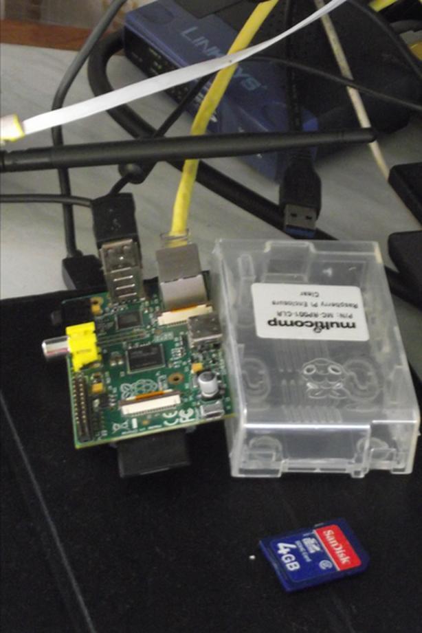 Raspberry Pi V1B