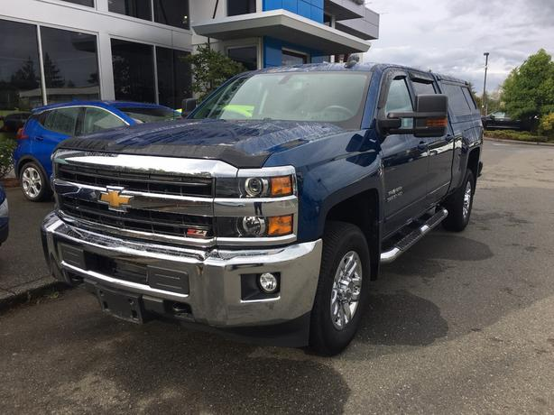 2018 CHEVROLET 3500 CREW CAB 4X4 FOR SALE