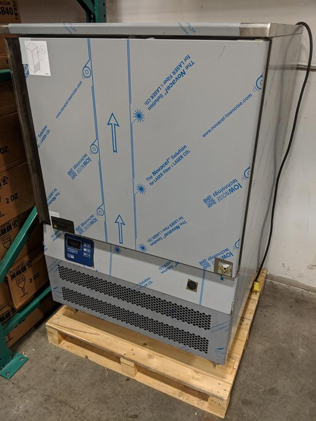 "Olis 52"" Blast Chiller, model OBF084AF – Sept 21 Auction"