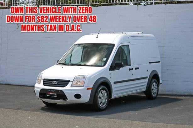 2012 Ford Transit Connect XLT Cargo Van - ON SALE - NO ACCIDENTS!