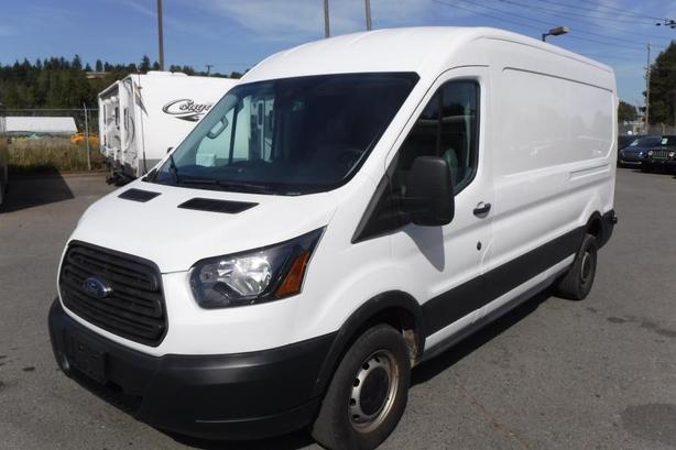 2018 Ford Transit 250 Cargo Van Medium Roof 148-inch Wheelbase