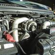 2007 Ford XLT F450 4x4 Diesel Crewcab