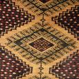"Handmade Traditional Afghan Area Rug 4'8"" x 2'8"""