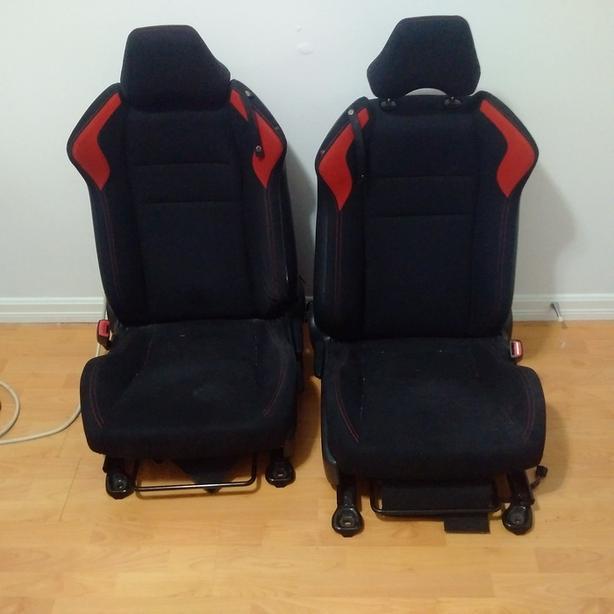 scion fr-s front seats