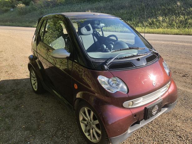 2006 SmartFortwo Cabriolet