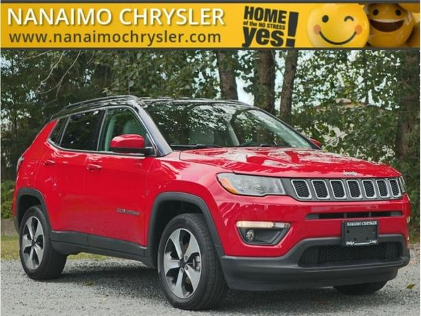 2018 Jeep Compass North One Owner Remote Start