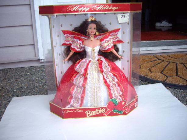 BARBIE DOLL IN BOX 1997
