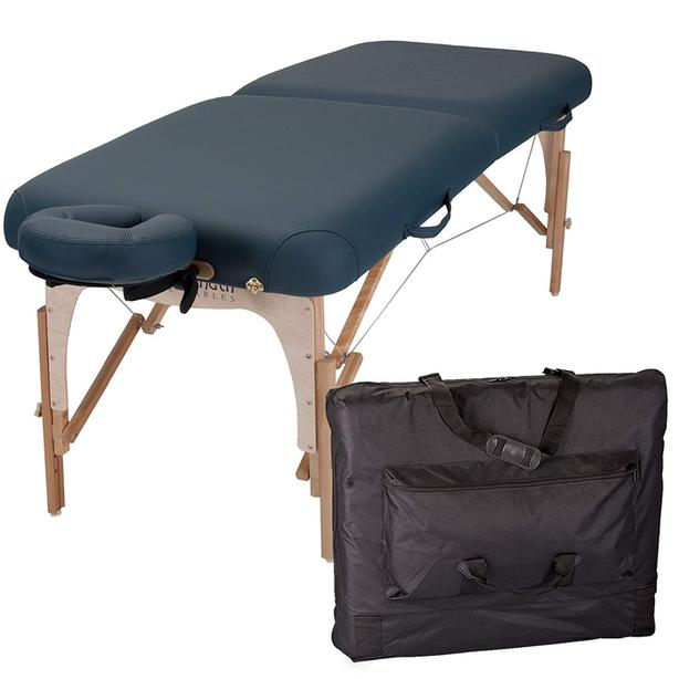 Massage table + bedding Package: Inner Strength E2 - Portable Massage Table