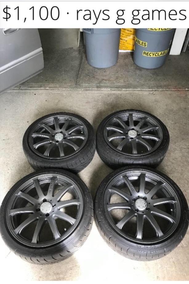 rays g game wheels