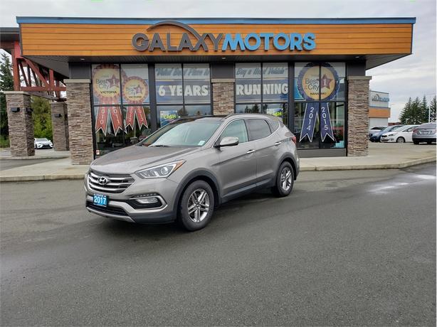 2017 Hyundai Santa Fe Sport SE - AWD, Bluetooth, Leather Seats, Back-Up Camera