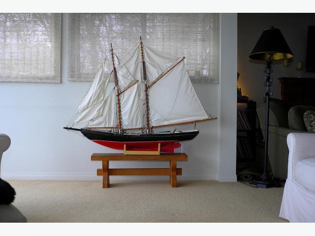 Nova Scotia Bluenose Sail Boat