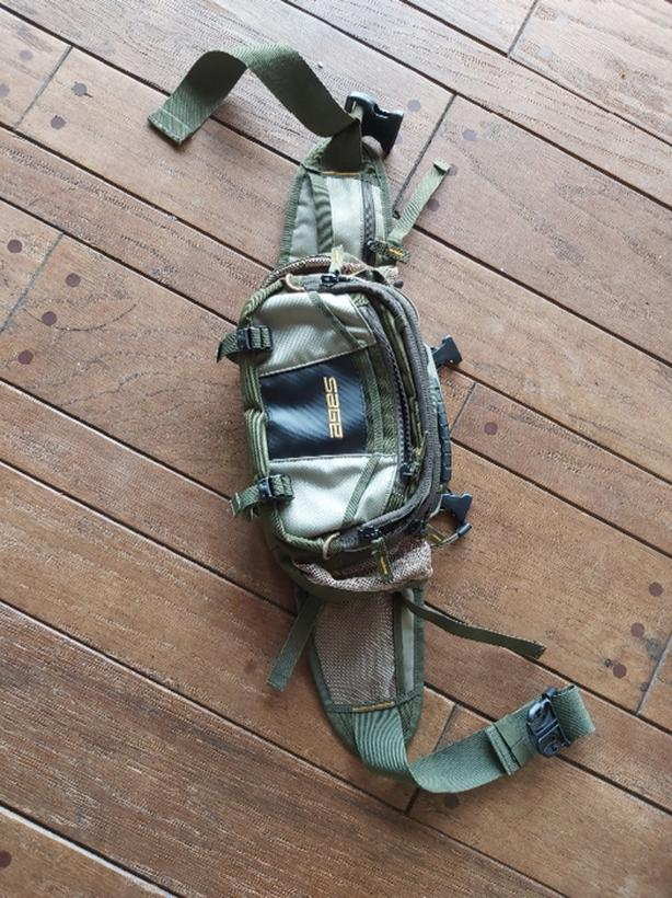 sage fly fishing pack