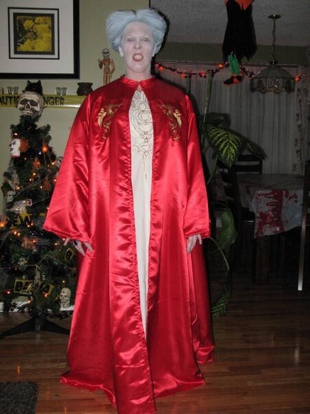 Costume: Dracula- Bram Stoker's