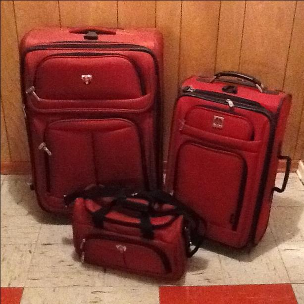 Swiss Gear Luggage Set