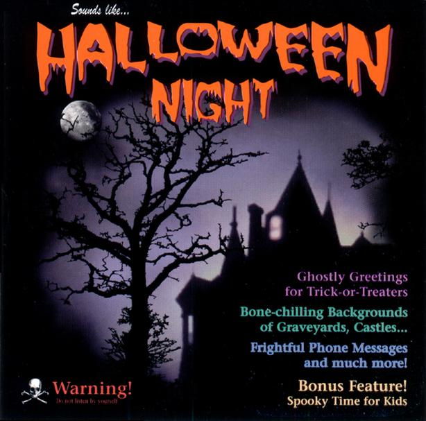 FREE: over 1600 copies of a Halloween CD