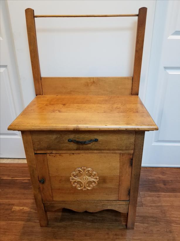 Washstand - Canadian made - late 1800s or early 1900s