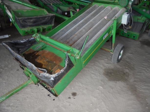 kwik kleen grain cleaner