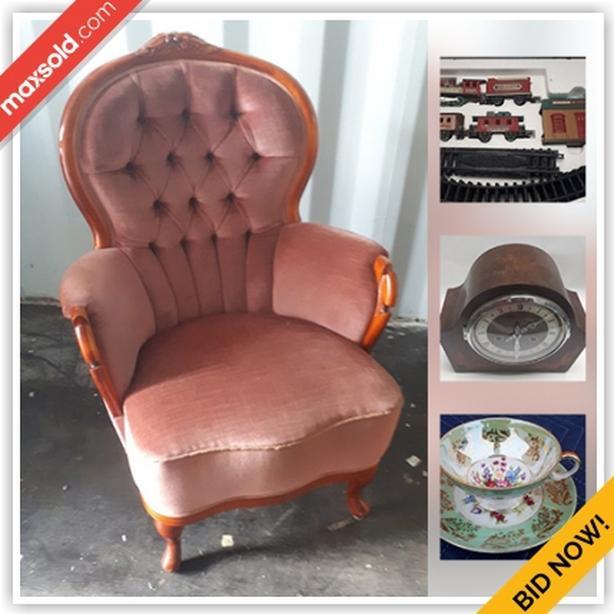 Burlington Reseller Online Auction - King Road