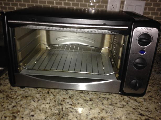Paderno convection toaster oven