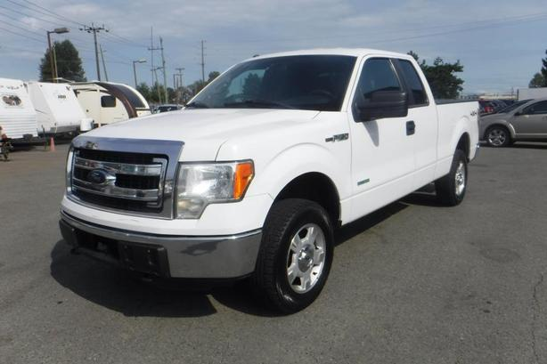 2013 Ford F-150 SuperCab 6.5-ft. Bed 4WD Ecoboost