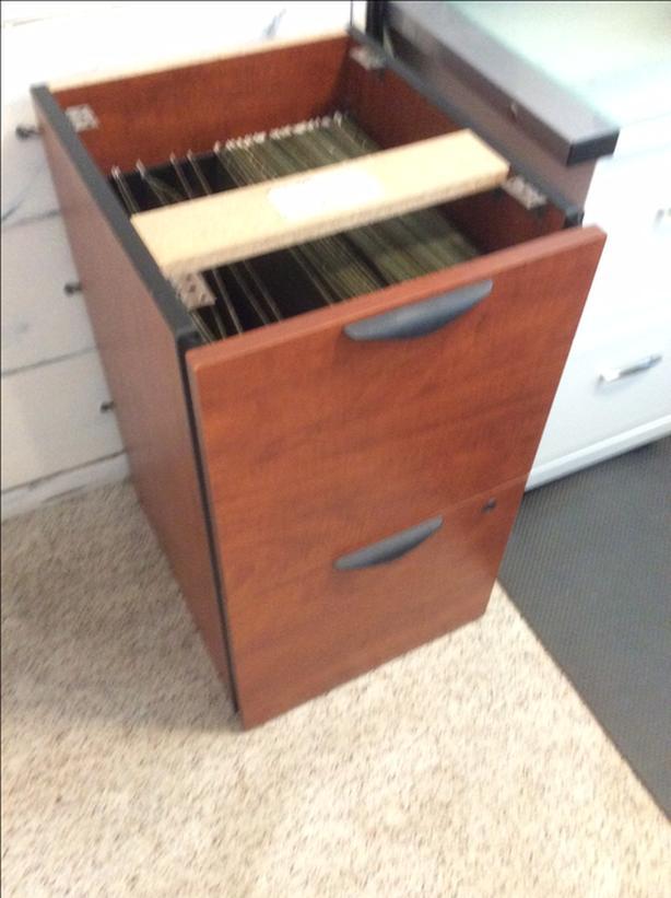 Under the desk Heartwood Filing Cabinet