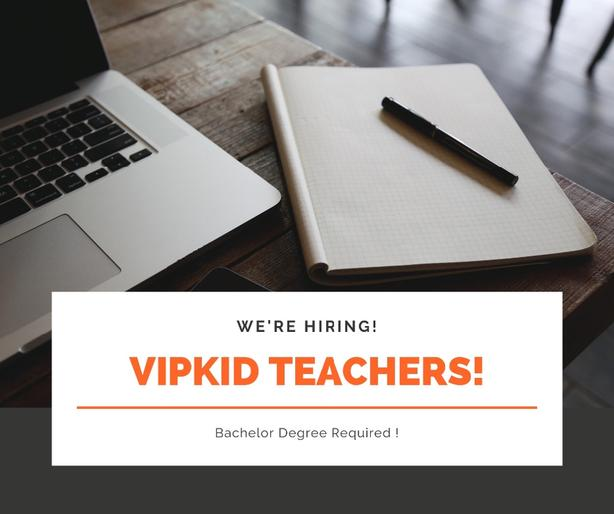 Online English Teachers Needed!