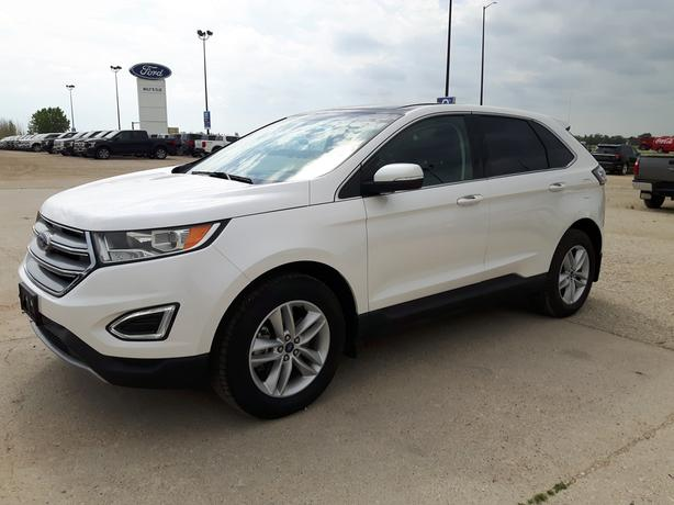 2018 Ford Edge SEL AWD - Low Mileage - Warranty AT933