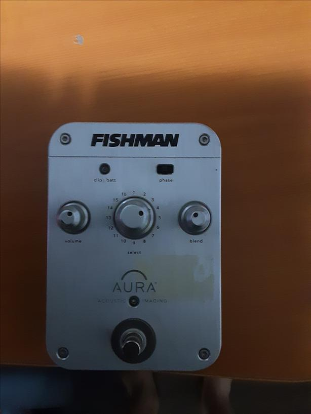acoustic guitar imaging pedal. Great for studio and live..