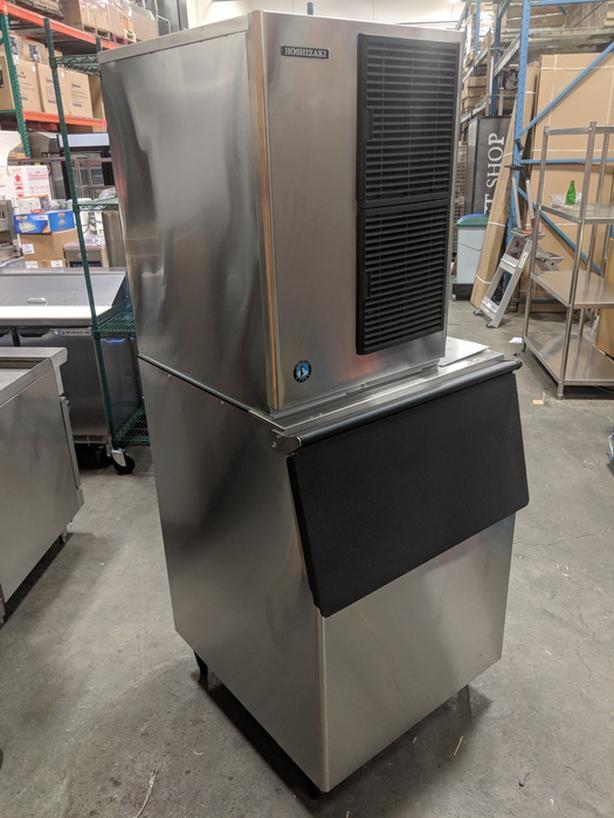 Hoshizaki Ice Machines – Sep 21 Restaurant Equipment Auctions