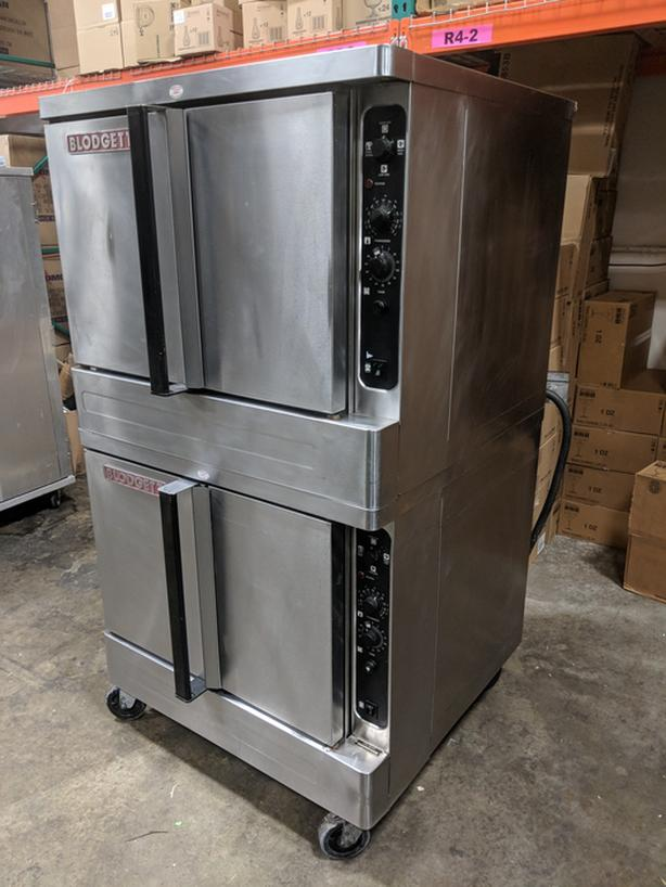 Blodgett Electric Convection Ovens – Sept 21 Bakery Auction