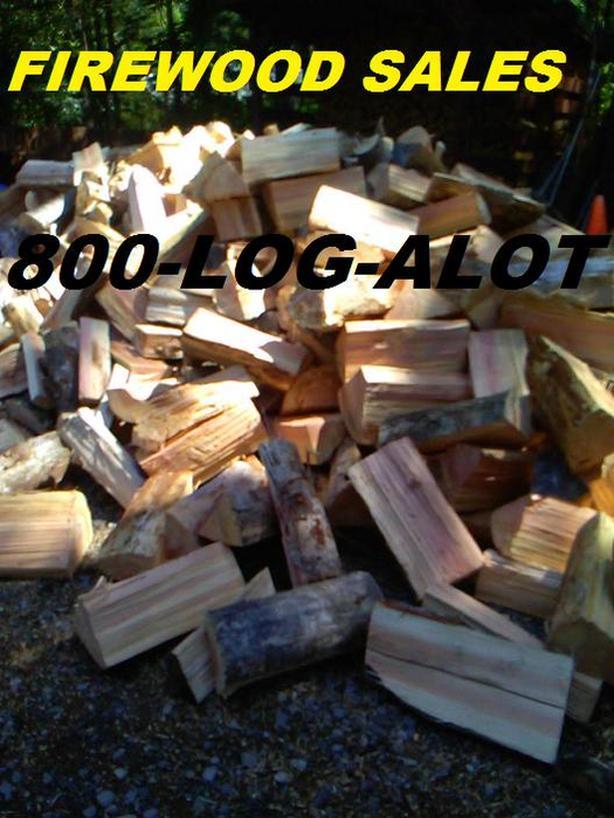 FIREWOOD SALE Split Cords Logs Ravensdale Enumclaw Maple Valley Auburn WA