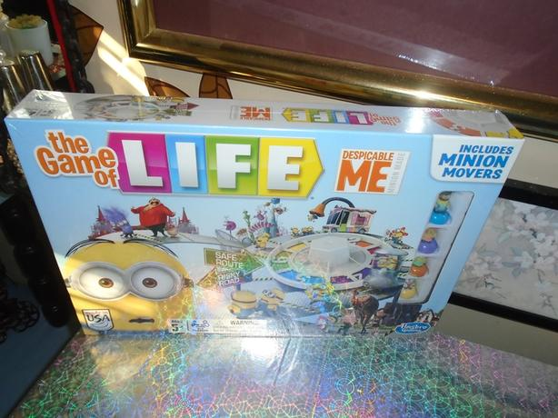 Brand New Despicable Me - LIFE Board Game - SEALED