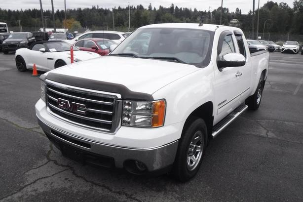 2012 GMC Sierra 1500 SL Extended Cab 6.5 Foot Box 2WD