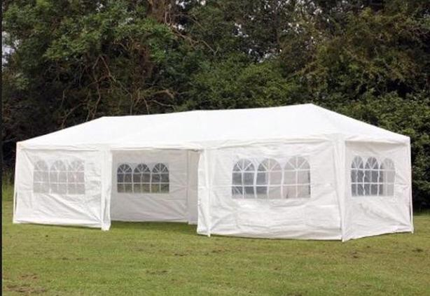Tent Rental Affordable                   party tent event tent Victoria BC