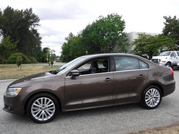2012 Volkswagen Jetta TDI Diesel