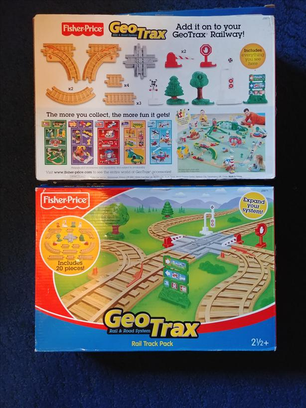 Geotrax & Thomas trains & accessoriesV9C2M3