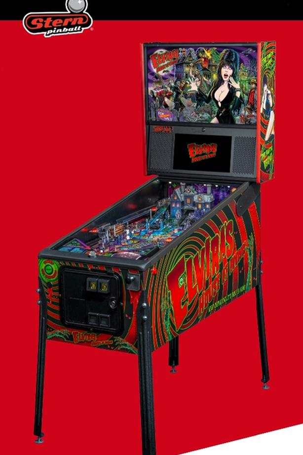 Updated games list!! Pinball Machines, Video Arcades and