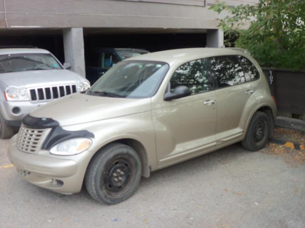 2006 Chyrsler PT Cruiser Auto Only 114000 kms