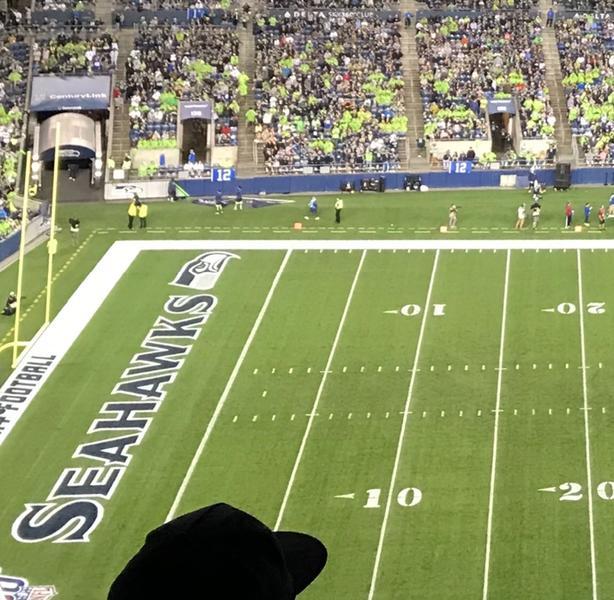 Seahawks Vs Saints