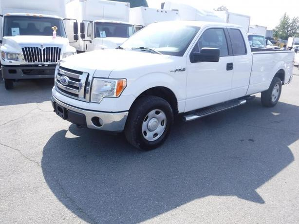 2009 Ford F-150 XL SuperCab 8 ft. Bed 4WD
