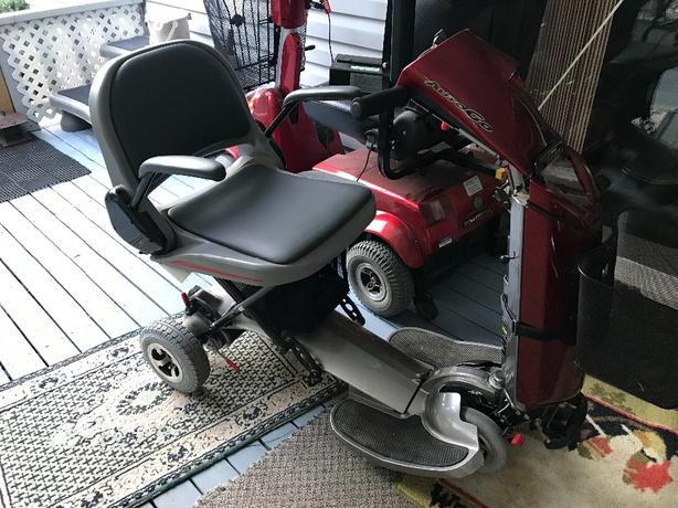 AutoGo scooter